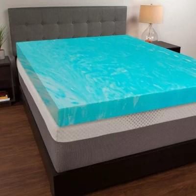 memory foam mattress toppers for sale