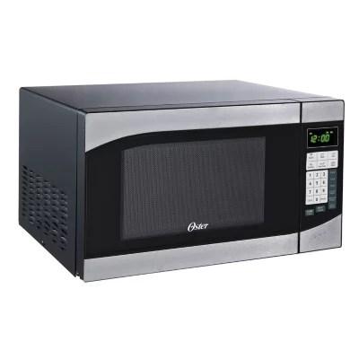 oster 0 9 cu ft digital microwave oven