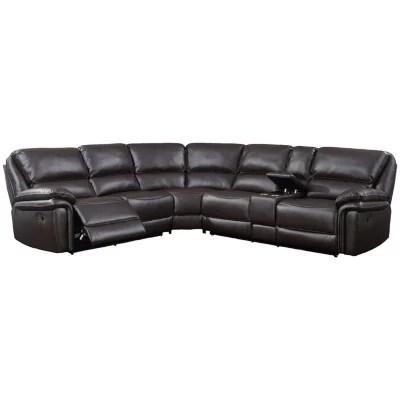 member s mark warren 3 piece reclining sectional