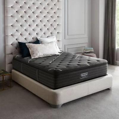 beautyrest black k class firm pillowtop king mattress set