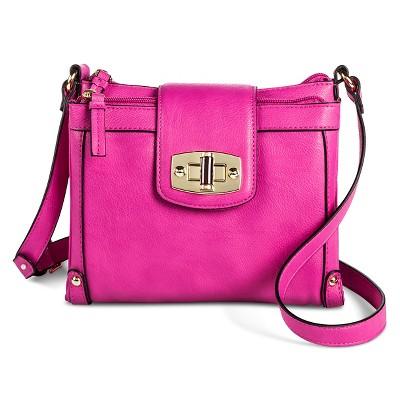 Bag Merona Crossbody Black
