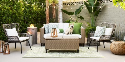 casual traditional outdoor living : Target on Casual Living Patio id=33400