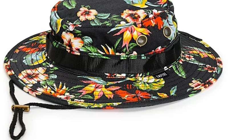 Empyre Sefar Out Floral Boonie Bucket Hat at Zumiez Pdp  5a5aeec0367
