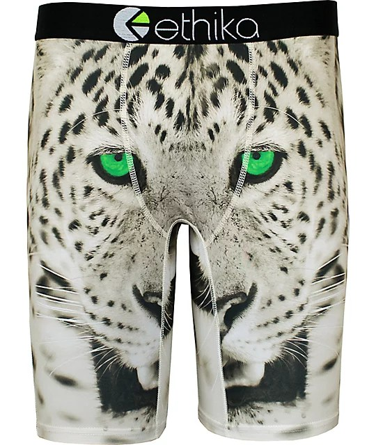 Ethika Snow Cat Boxer Briefs At Zumiez PDP