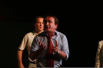 Didier Bazzali - La pensée avant le geste et le geste avant la parole, c'est ça le théâtre