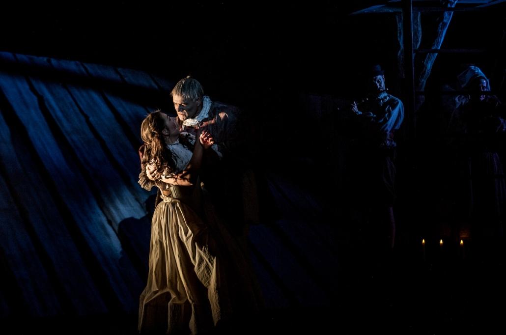 Den Evige Ild Bellevue Teatret Sceneblog