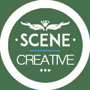 Scene Creative logo for website