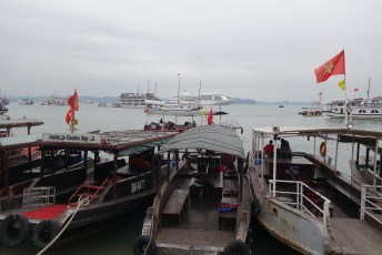 Halong Bay port