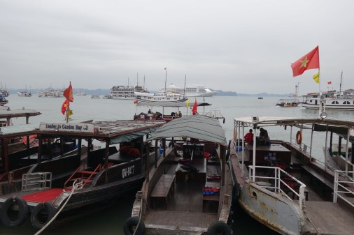 Halong Bay port