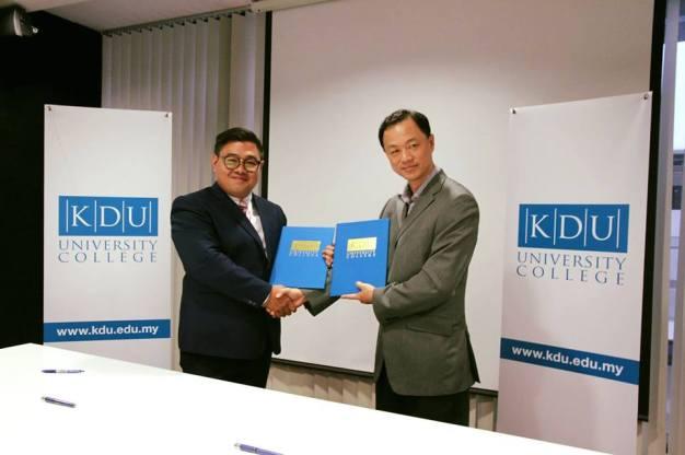 Partnership with KDU University College