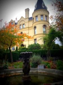 Manresa Castle Port Townsend Washington Scenes From