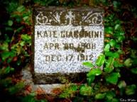 Kate Giacomini 1908 - 1912