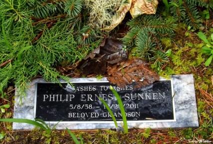 Philip Ernest Sunken 1958-2011