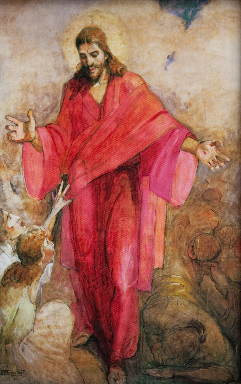 christ_in_a_red_robe