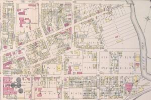 Corktown Map