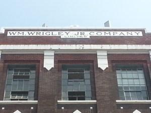 Wrigleys Factory Roof