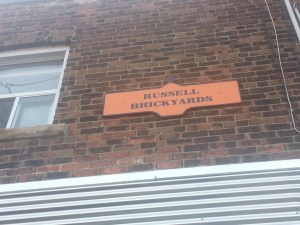 Greenwood Brickyard Signs