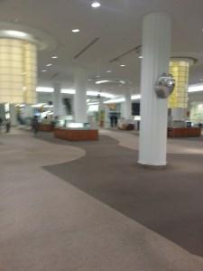 Sears Eaton Centre Empty 2