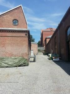 20. Seildugsfabrik Factory Grünerløkka