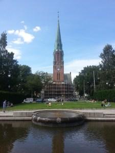33. Birkelunden Paulus Kirke