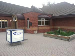 1. Taylor Memorial Public Library