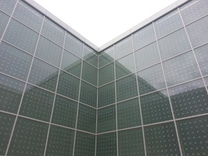 10. Aga Khan Museum courtyard
