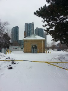 1. Gore Park Pumping Station