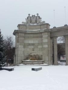 4. Princes' Gate