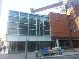 1. Toronto Reference Library