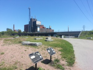 6. Don River Heritage Toronto plaques