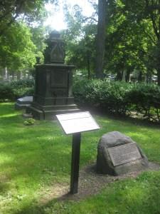 Toronto Necropolis George Brown (2)