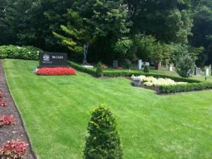 Mount Pleasant Cemetery 1