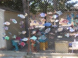 20. Art Eggleton Park school fishys