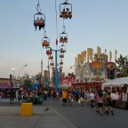 Scenes From The Canadian National Exhibition 2015