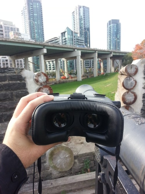 Fort York Augmented Reality