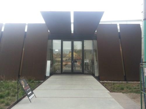 Fort York Visitor Centre 1