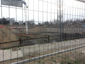 George Henry Boulevard Emerald City Construction