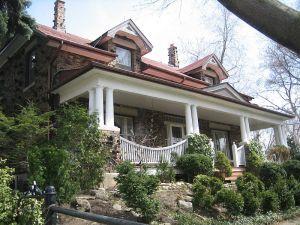 George S. Henry House Oriole Lodge