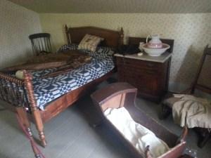 Cornell House bedroom