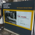 """""""The Ward: Representations and Realities, 1890-1950"""" at Campbell House Museum"""