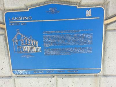 Joseph Shepard House plaque