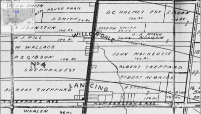 Lansing Willowdale 1916