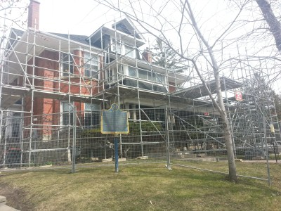 Ontario Historical Society John McKenzie House