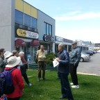 Storytelling, Jane's Walk, and Scarborough's Wishing Well Acres