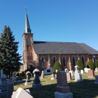 Scenes From Knox United Church & Cemetery