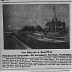 The Curious Listing of 28 Jameson Avenue in Parkdale, 1895