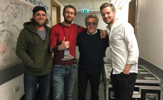 (pic from) The Standard Lamps with Roger Daltrey