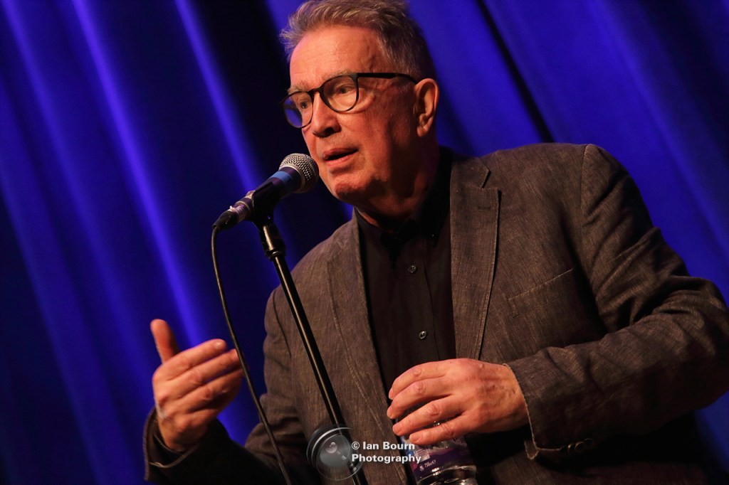 Tom Robinson: photo by Ian Bourn for Scene Sussex