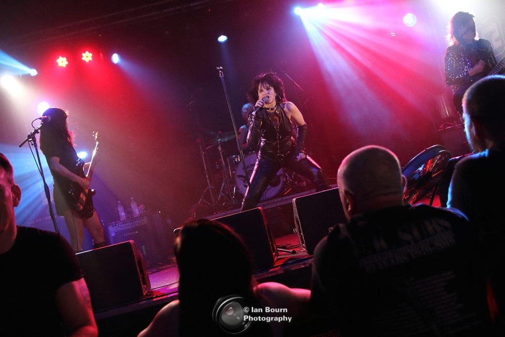 The Priscillas - live at Concorde 2 - pic by Ian Bourn for Scene Sussex