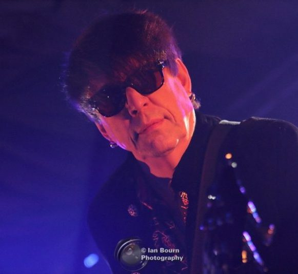 THE PSYCHEDELIC FURS: Tim Butler (bass guitar)